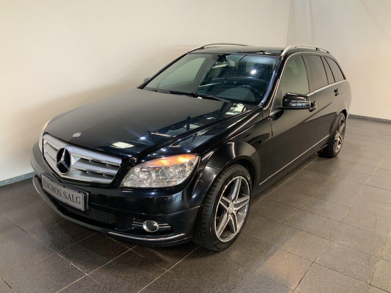 Mercedes-Benz C220 2,2 CDi Avantgarde stc. aut.