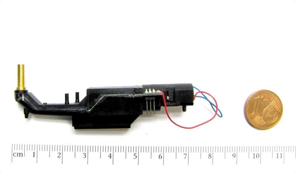 Ersatz-Raucherzeuger z.B. für ESU DB Diesellok BR 261 1 87 Spur H0 - NEU