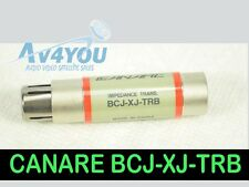 Canare BCJ-XJ-TRB Digital Audio Impedance Transformer XLR Female - BNC