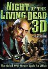 Night of The Living Dead 3d DVD 2006 Sid Haig 2d Version