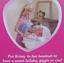 thumbnail 6 - Barbie Walking & New Baby Sister krissy Doll Stroller -1999 Mattel NRFB New