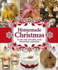 Homemade Christmas: Create Your Own Gifts, Cards, Decorations, and Bakes by DK (Hardback, 2016)