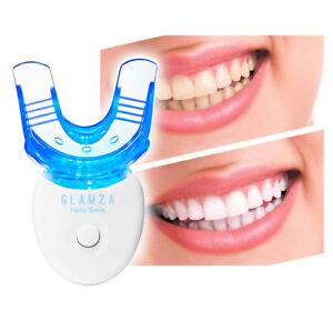 Led Laser Teeth Whitening Light Mouth Tray Detox Smile Dental Gel