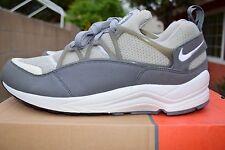 Vtg DS 2004 Nike Huarache Light Grey/White Size 12