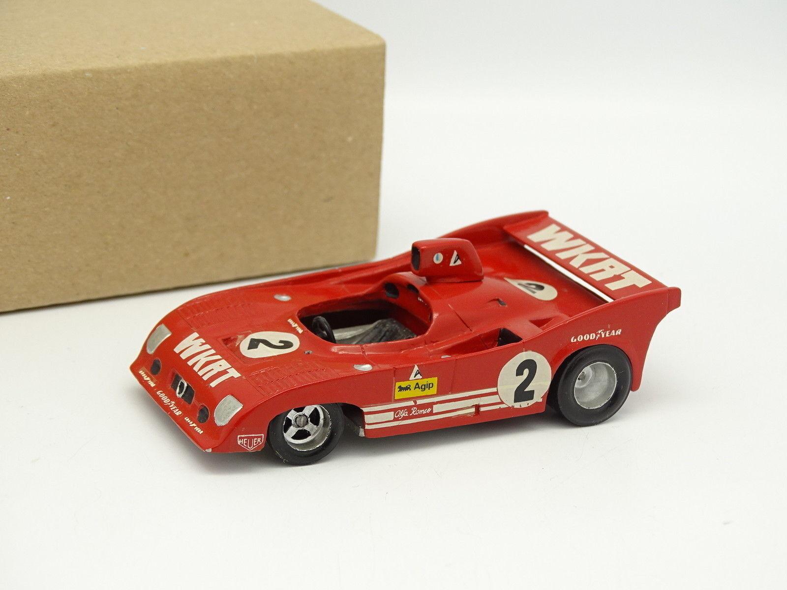 John Day Kit monté Métal 1 43 - Alfa Romeo 33 TT12