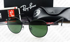 Classic Round Aviator Sunglasses Men Women Fashion Eyewear Outdoor Glasses Black