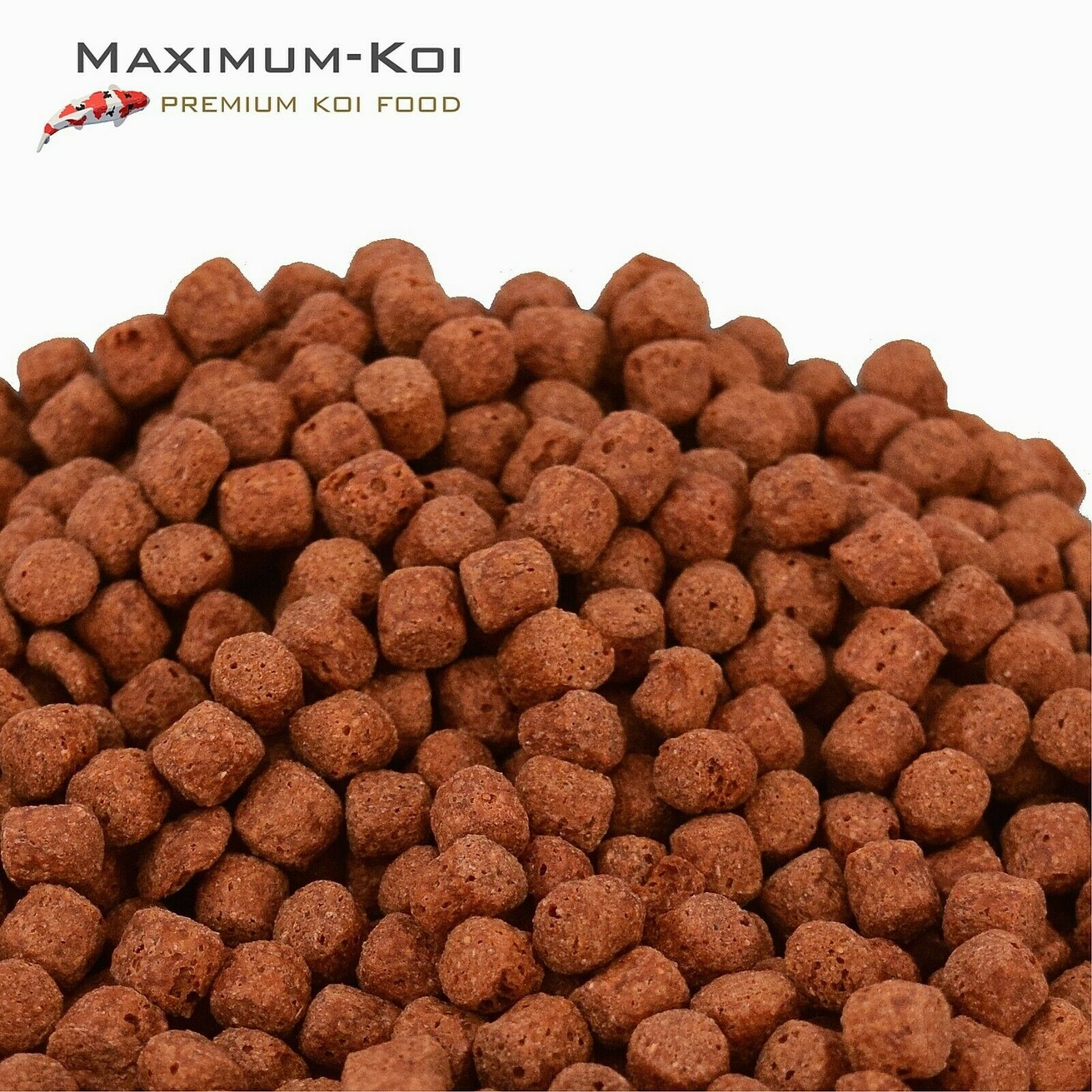 Koifutter Astax Grower 15 kg   Pelletgröße 6 mm   Wachstum & Farbe, 47 % Protein