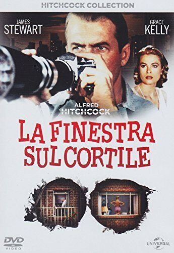 La Finestra Sul Cortile (1954) DVD UNIVERSAL PICTURES