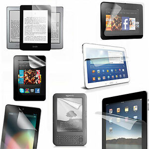 CLEAR-LCD-SCREEN-PROTECTOR-GUARD-FILM-COVER-FOR-VARIOUS-TABLETS-amp-E-READERS