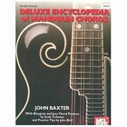 Deluxe Encyclopedia of Mandolin Chords by John Baxter (2000, Paperback)