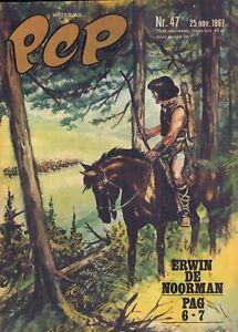 PEP-1967-nr-47-ERWIN-DE-NOORMAN-COVER-H-G-KRESSE-BLUEBERRY-ARENDSOOG