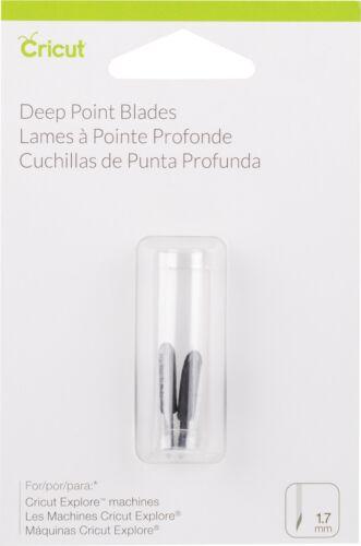 Cricut Deep Cut Replacement Blade 2//Pkg