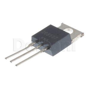 2SB507 Generic Silicon PNP Epitaxial Planar Transistor B507