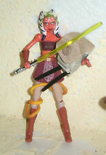 Star Wars: Ahsoka Tano Brain Invaders 2-Pack The Clone Wars Collection 2012