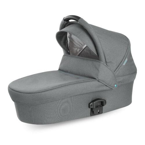 Kinderwagenaufsatz Babywanne X-Pram Light X-lander Tragewanne Liegewanne Grau