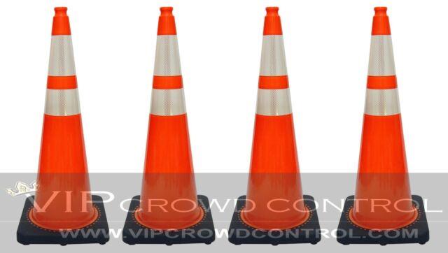 "JBC Traffic Cone, 4 PCS Set 36"" HT, RS90055CT3M64"