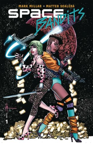 Space Bandits #1 Chaykin Legends Cover C