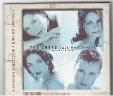THE CORRS talk on corners CD ALBUM collector france only gold record édition
