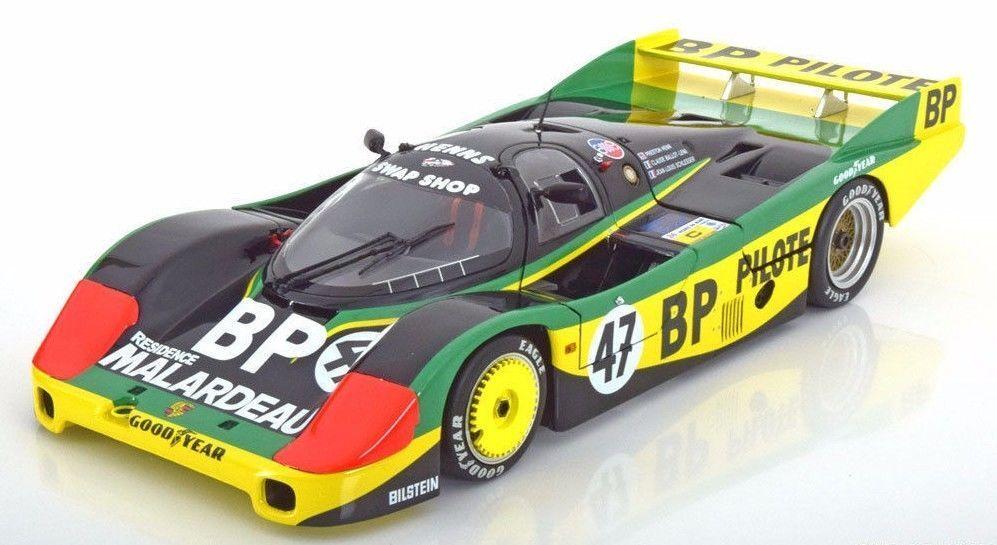1 18 Porsche 956L n°47 Le Mans 1983 1 18 • Minichamps 180836947