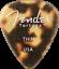 Guitar Plectrum Fender 351 Shape Thin Tortuga Picks 6 Pack