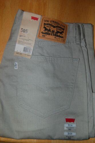 Jeans Levi's Fit Men's 505 Nouveau Regular avec OWxzFTn6