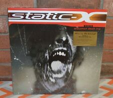 STATIC-X 'Wisconsin Death Trip' Limited Import 180 Gram COLORED VINYL #'d New!