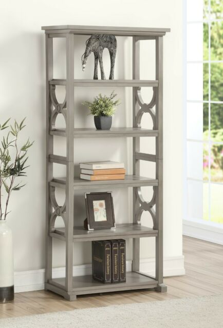 17 Stories Chelsey Etagere Bookcase For Sale Online Ebay