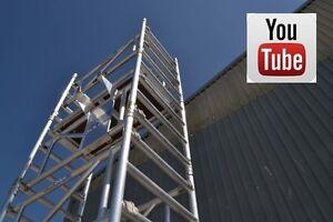 BoSS-Solo-700-Access-Scaffold-Tower-Youngman-Aluminium-mobile-Scaffolding