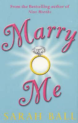 Good, Marry Me, Ball, Sarah, Book
