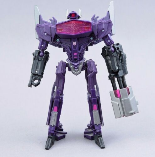 Transformers Fall Of Cybertron Shockwave complet Generations Deluxe foc