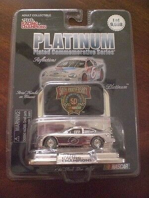 Racing-nascar Fan Apparel & Souvenirs 2019 Latest Design Mark Martin 1:64 Racing Champion Platinum Synpower One Rare /9998 A Great Variety Of Models