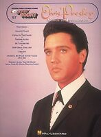 Elvis Presley Songs Of Inspiration Sheet Music E-z Play Today Book 000102317