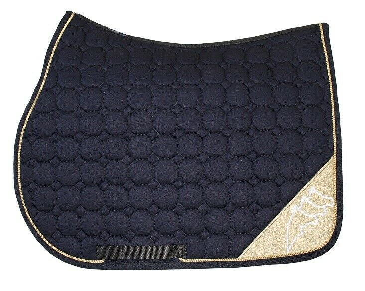 Equiline HOLLY HORSE CLOTH OCTAGONE SADDLE CLOTH HORSE ALUMINIUM S/S 18 106531