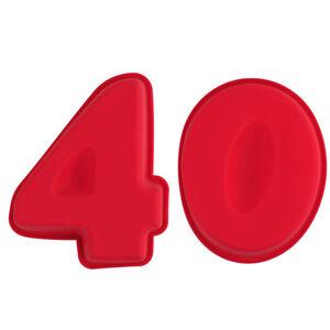 40-CUMPLEANOS-numeros-Forma-molde-de-pasteleria-en-silicona-ninos-Bandeja-horno