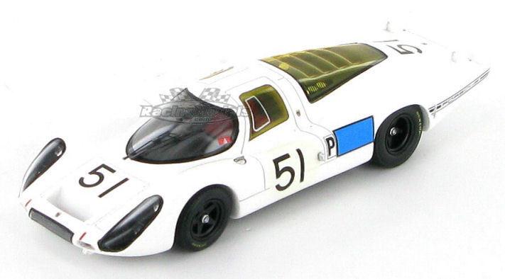 Porsche 907 Schlesser - Buzzetta Daytona 24hrs 1968 1 43 - S2986