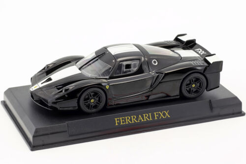 Ferrari FXX año de fabricación 2005-2006 negro//blanco 1:43 Altaya