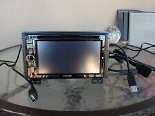 KENWOOD DNX 6990 HD CAR DVD PALYER WITH BLUETOOTH NAVIGATION 6.2IN SCREEN