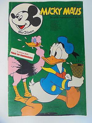 1x Comic - Micky Maus Nr. 19 - 1971 - Walt Disneys- Zustand 2 Ein GefüHl Der Leichtigkeit Und Energie Erzeugen