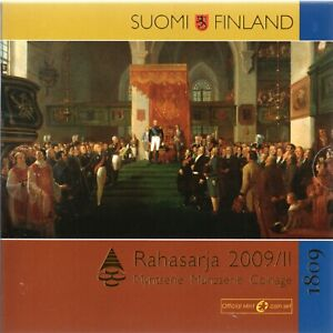 SÉRIE EURO BRILLANT UNIVERSEL (BU) - FINLANDE 2009 II