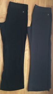 1db03e8e7b86ce Lot of 2 Sz S Sleek Fit VSX Athletic Yoga Pants Capris Victoria's ...