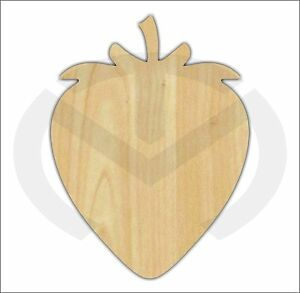 Amazing Image Is Loading Unfinished Wood Strawberry Door Hanger Laser Cutout Ready
