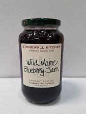 Stonewall Kitchen Organic Wild Maine Blueberry Jam 30 Oz | eBay