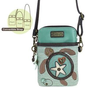 Image Is Loading Chala Crossbody Cell Phone Purse Women Multi Color