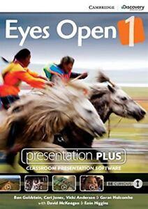 Eyes-Open-Level-1-Presentation-Plus-DVD-ROM-Higgins-Eoin-Holcombe-Garan-And