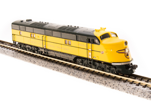 Broadway Limited  New 2019  N N N C&NW EMD E6 A-Unit Paragon3 Sound A  3588 1eb451