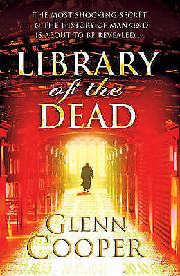 1 of 1 - Library of the Dead by Glenn Cooper - Medium Paperback - 20% Bulk Book Discount