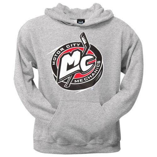 MotorCity Mechanics Logo Hoodie