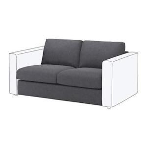 Ikea Vimle Loveseat Section Gunnared Medium Beige Without