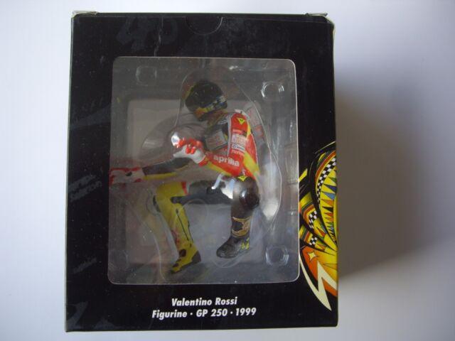 Minichamp 1/12 Valentino Rossi Aprilia 250 figurine, Grand Prix 250 not AGV