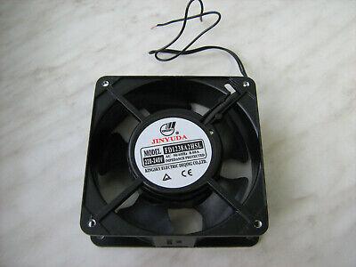 1PC XINDAFAN XD12025A2HS 12CM 220-240V 0.08//0.07A AC aluminum frame cooling fan